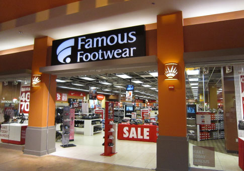 Famous Footwear is your place for athletic and casual shoes for the whole family from hundreds of name brands. You'll find styles for women, men and kids from brands like Nike, Converse, Vans, Sperry, Madden Girl, Skechers, ASICS and more!