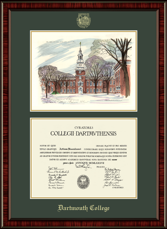 Church Hill Classics Frame - The Perfect Gift for Grads!