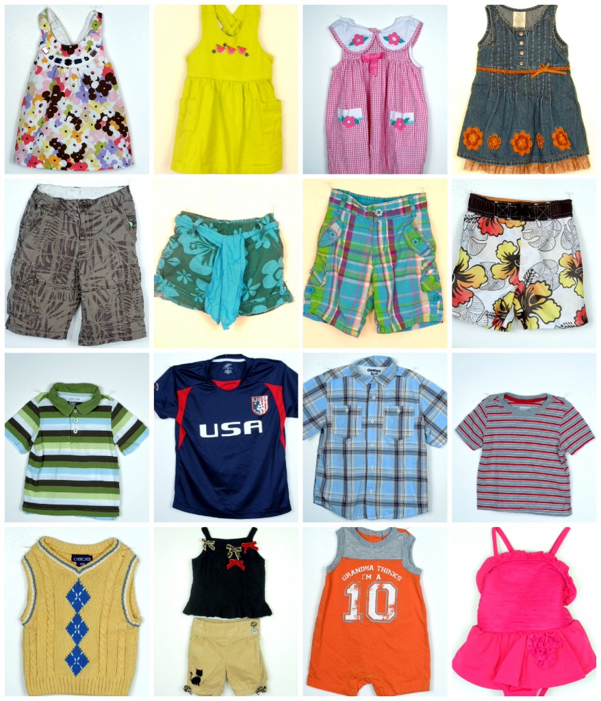The Ideal Wardrobe - Kids' Clothes - The Jewish Lady